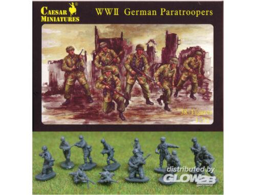 Caesar WWII German Paratroopers 1:72 (H068)