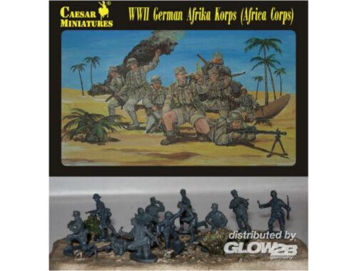 Caesar WWII German Afrika Korps 1:72 (H070)