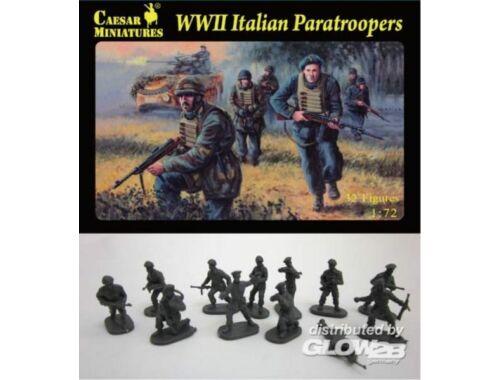 Caesar WWII Italian Paratroopers 1:72 (H075)