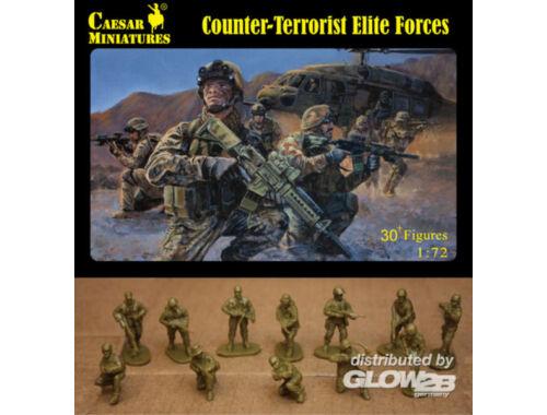 Caesar Counter-Terrorist Elite Forces 1:72 (H082)