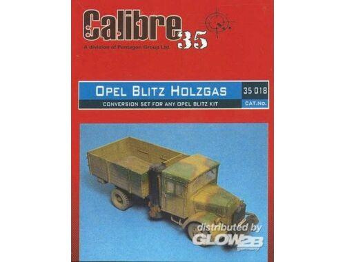 Calibre Opel Blitz Holzgas 1:35 (35018)