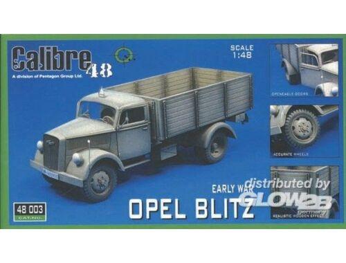 Calibre Opel Blitz frühe Kriegsversion 1:48 (48003)