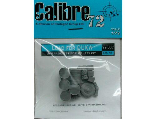 Calibre Ladung für DUKW 1:72 (72007)