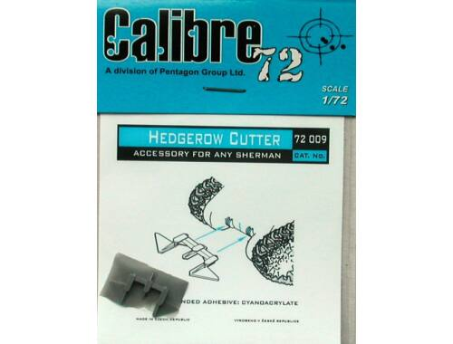 Calibre Sherman Hedgerow Cutter 1:72 (72009)