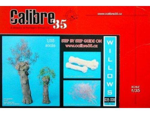 Calibre Trauerweide, Willows (2St.) 1:35 (D35008)