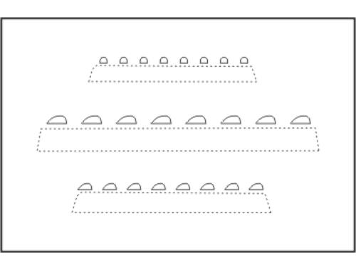 CMK Navigation light clear (all scale) (010)
