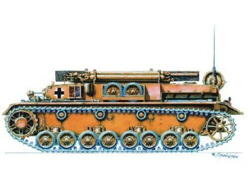 CMK Pz.Kpfw IV. Bergepanzer -conver. set for REV 1:72 (2008)