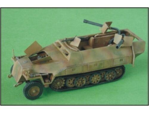 CMK Sd.Kfz.251/16 Ausf.D Flamethrower-conv.set HA 1:72 (2013)