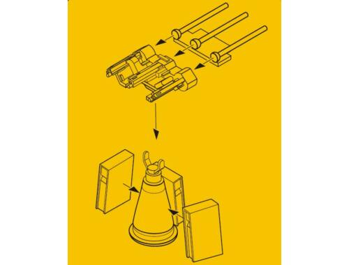 CMK 2 cm MG 151/20 Fla SL 151 (Drilling) 1:72 (2059)