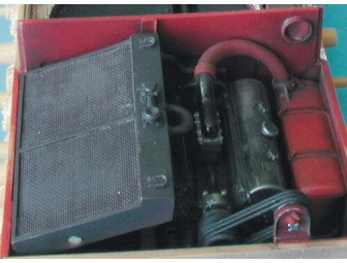 CMK PzKpfw IV - engine set for TAM (Maybach ML 12 1:35 (3017)