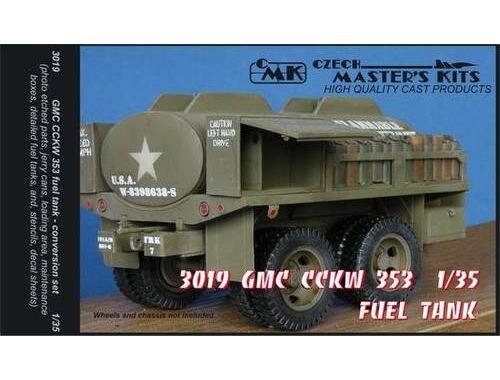 CMK GMC CCKW 353 fuel tank - conversion set for T 1:35 (3019)