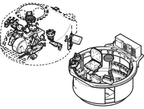 CMK M4A1 Sherman – interior set for DRA 1:35 (3073)