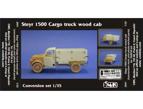 CMK Steyr 1500 Cargo Truck conv. set for TAM 1:35 (3091)