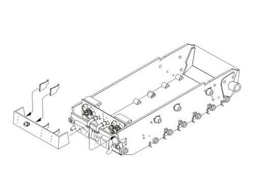 CMK Pz.III Coolers and exhausts for Dragon 1:35 (3114)