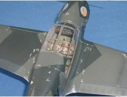 CMK Bf 108 Taifun - detail set for EDU 1:48 (4121)