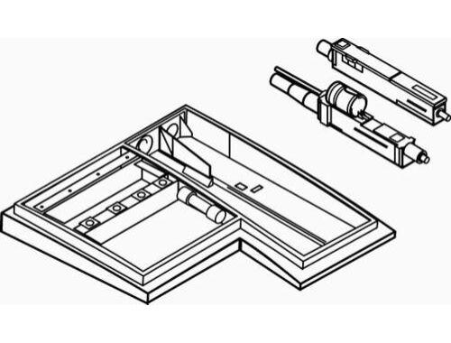 CMK Spitfire armament type E - set for HAS ( 2 x 1:48 (4126)