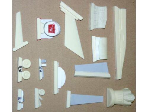 CMK F-16C/D - exterior set for HAS 1:48 (4188)