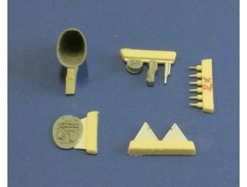 CMK Ki 45 Kai Tei Toryu Armament set for HAS 1:48 (4207)