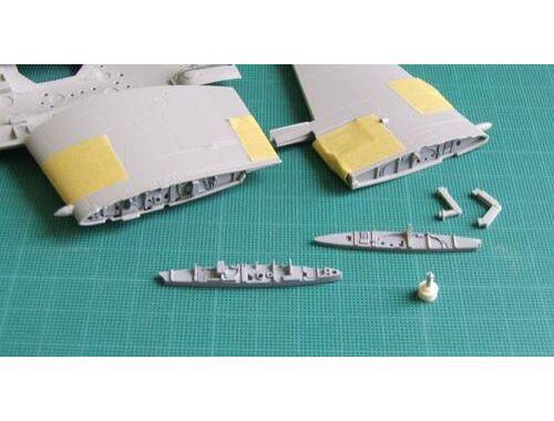 CMK Westland Wywern Wing fold set for Trum. 1:48 (4211)
