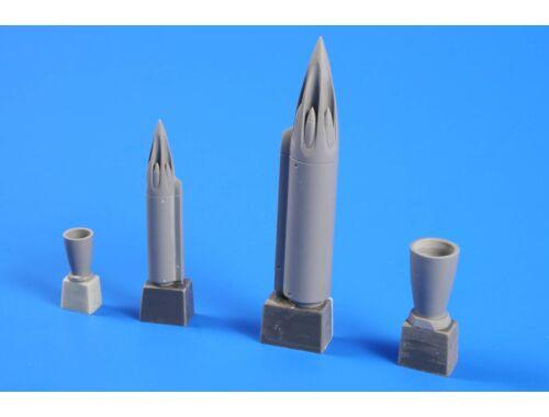CMK Bofors m/70 Rocket pod (2 pcs.) 1:48 (4310)