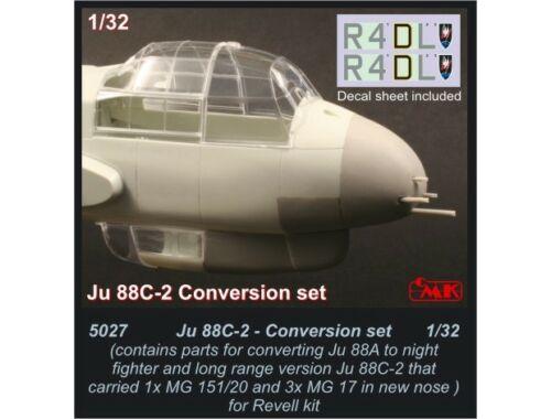 CMK Junkers Ju 88C Conversion set for REV 1:32 (5027)