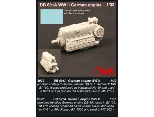 CMK DB 601A WWII German Engine 1:32 (5032)