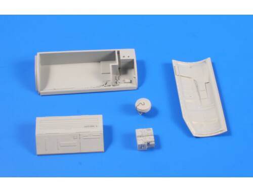 CMK F-104G/S – Electronics box set (for starboard 1:32 (5102)