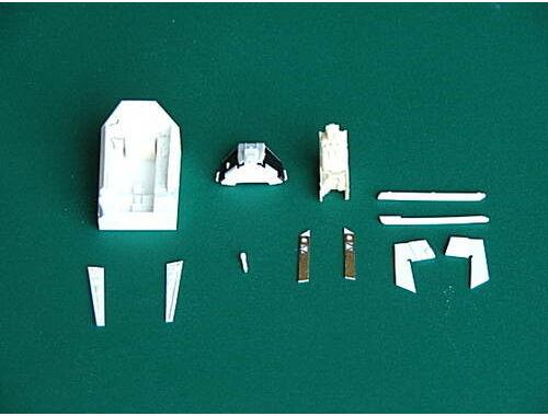 CMK F-117A - interior set for ACA 1:72 (7106)
