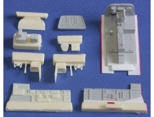 CMK B-26K Invader - interior set for Italeri kit 1:72 (7136)