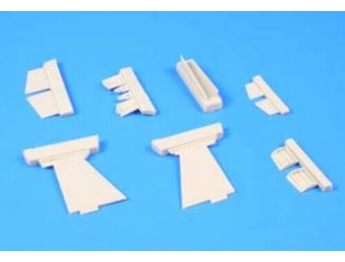CMK F-104G Starfighter-control surfaces set for R 1:72 (7210)