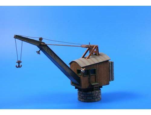 CMK Steam crane - full resin kit 1:48 (8042)