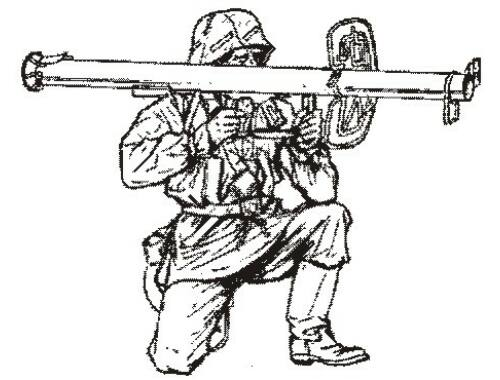 CMK Wermacht tank hunter - gunner (1 fig.) 1:35 (F35213)