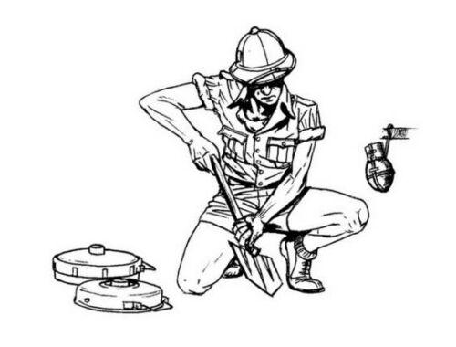 CMK German WW II Engineer