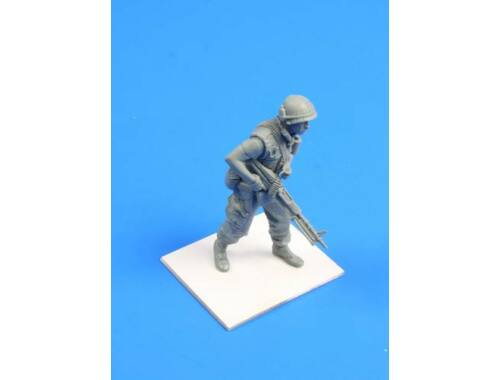 "CMK US Marines Soldier with M60, ""Hue City"" Vietn 1:35 (F35245)"