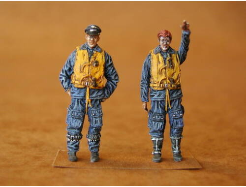 CMK German Fighter Pilots WW II (Battle of Britai 1:48 (F48017)
