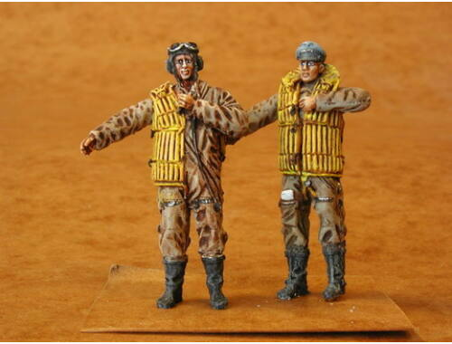 CMK German Bomber Pilots WW II (Battle of Britain 1:48 (F48019)