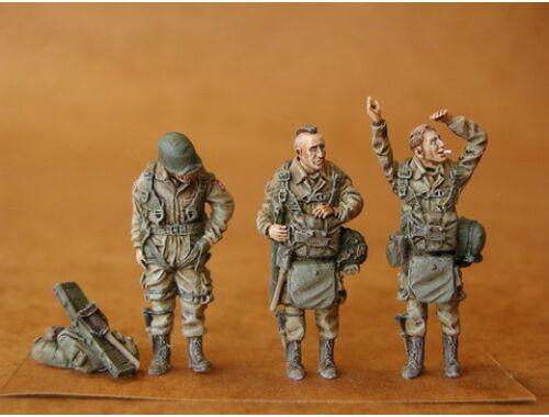 "CMK U.S. Airborne ""D Day"" (3 fig.) 1:48 (F48056)"