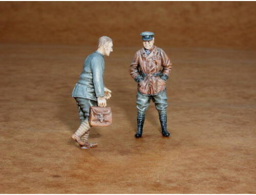CMK Richthoffen flying circus WW I (2 fig.) 1:48 (F48102)