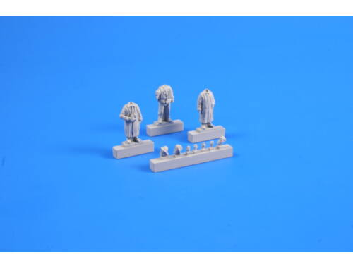 CMK U-Boat U-IX Crew with Raincoats for Revell ki 1:72 (F72250)