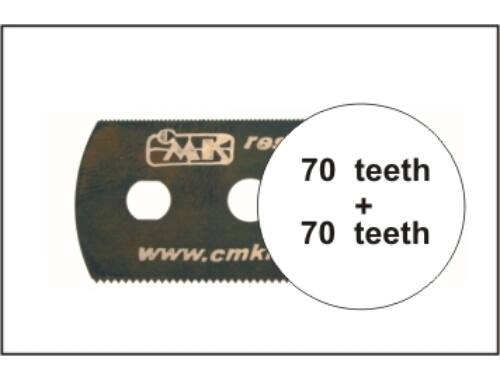 CMK Ultra smooth saw (both sides)1p (H1001)