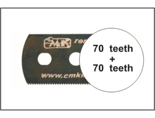 CMK Ultra smooth saw (both sides)5p (H1005)