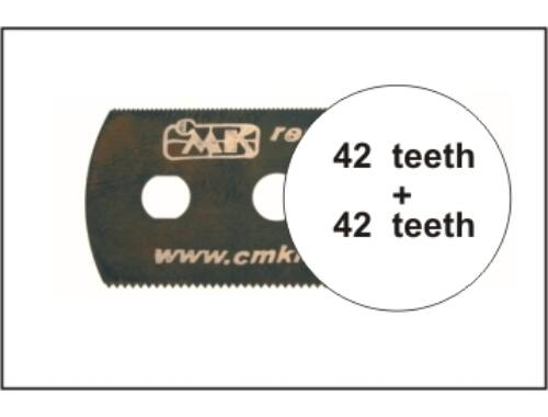CMK Very smooth saw (both sides)5p (H1006)