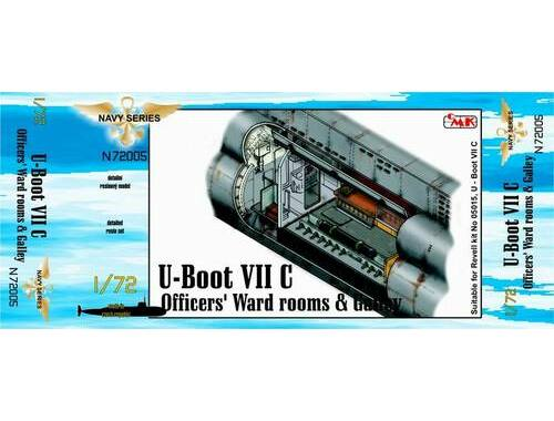 CMK U-Boot VII Officers' Ward rooms