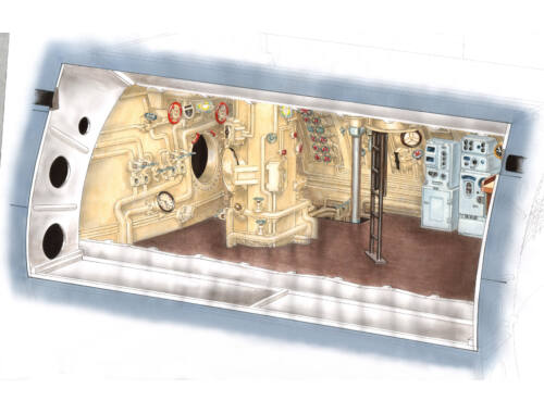 CMK U-Boot IX Command Section for REV 1:72 (N72014)