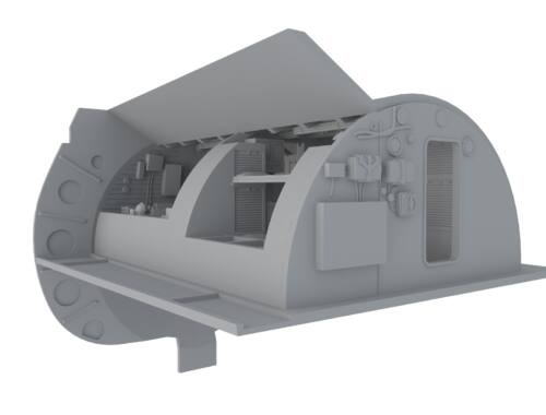 CMK U-Boot IX Officers' Ward Room