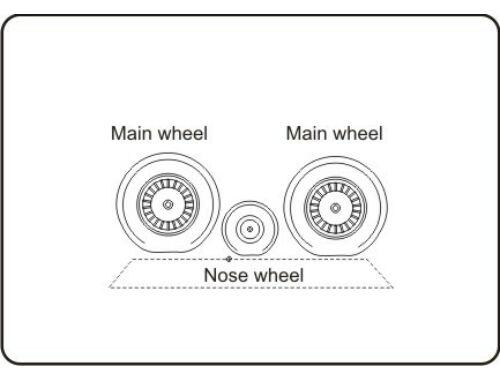 CMK F7F-3 Tigercat wheels - for Monogram 1:48 (Q48038)