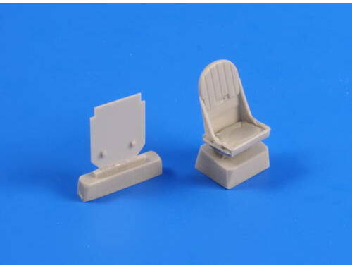 CMK Seafire FR.47 – Seat with harness for Airfix 1:48 (Q48192)
