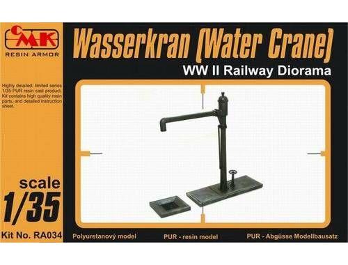 CMK Wasserkran (Water Crane) WW II Railway Dioram 1:35 (RA034)