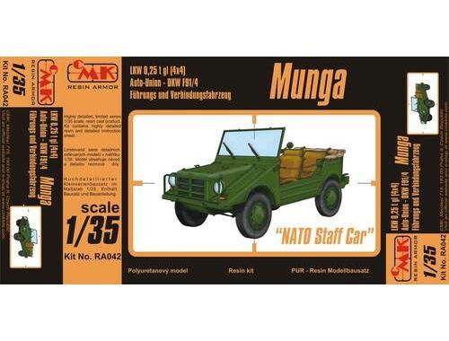 CMK DKW Munga 1:35 (RA042)