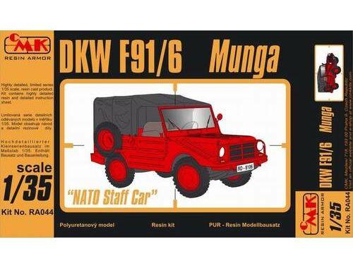 CMK DKW F 91/6 Munga 1:35 (RA044)